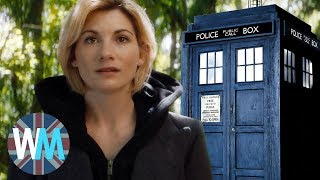 Top 5 Things You Didn't Know About Jodie Whittaker