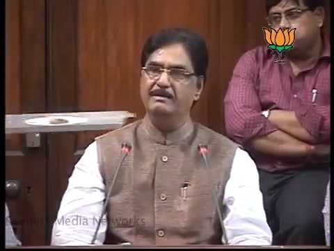 BJP Press: Drought in Maharashtra: Sh. Gopinath Munde: 10.05.2012