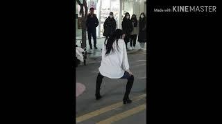 200223 [달샤벳/조커] [Dalshabet/Joker] 댄스팀클락-서영 클락 CLOCK @신촌파리바게뜨…