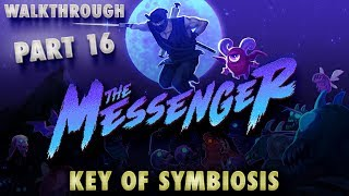 The Messenger All Music Notes #5: Key of Symbiosis, Free Manfred, Elemental Skylands (Boss Fight)