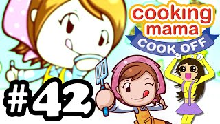 Let's Play Cooking Mama Cook Off #42 Crudite