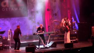 Brian Culbertson & Friends at the Napa Valley Jazz Getaway 2013