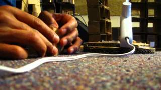 How To Make An Acoustic Cardboard Art Wall Diffuser With Diy Video Home Studio
