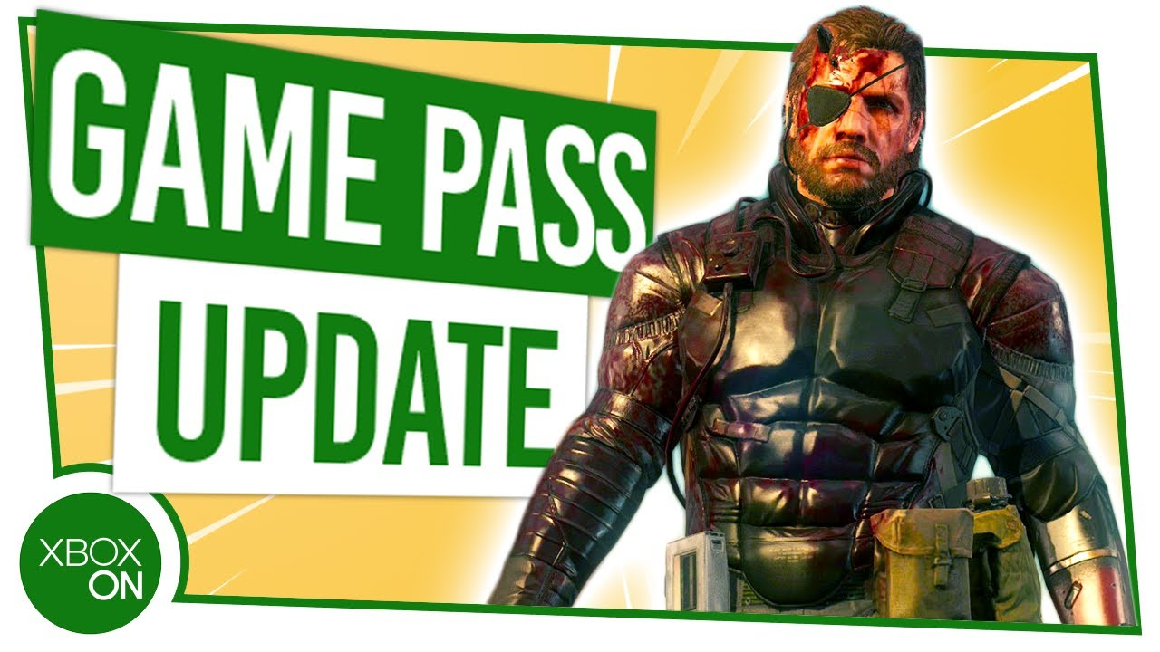 Xbox Game Pass Update New Games Added Late July 2019
