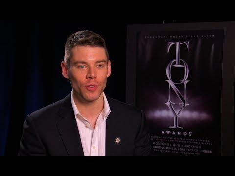 2014 Tony Awards Meet the Nominees: Brian J. Smith