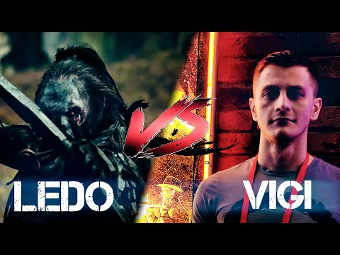 Ledo VS Vigi / ММ Охотник против Фури Вара Арена 1х1 / Комментирует Kragar / WoW Shadowlands 9.0.5