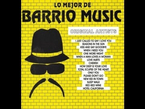 BARRIO MUSIC OLDIES VOL 1