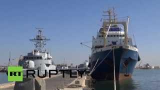 Траулер «Олег Найденов» остается в сенегальском порту(На 7 января намечена встреча посла России с президентом Сенегала, на которой будет обсуждаться ситуация..., 2014-01-05T17:17:12.000Z)