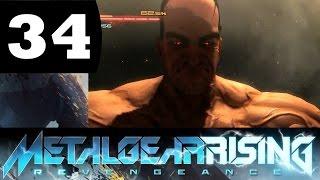 Let's Play Metal Gear Rising: Revengeance Blind Part 34: Final Boss/Ending