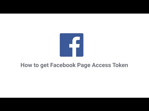 How to get Facebook Page Access Token
