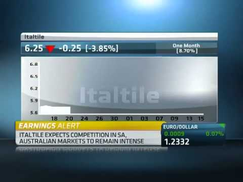 Italtile FY Heps up 18% to 41c