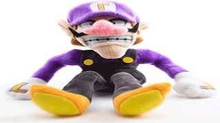 Purple Mario Suffers