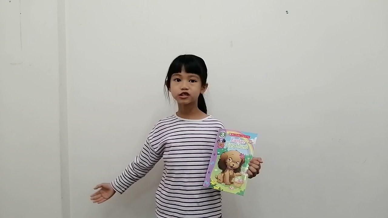 Download Grade 1-洪喬妍Joanne Hung