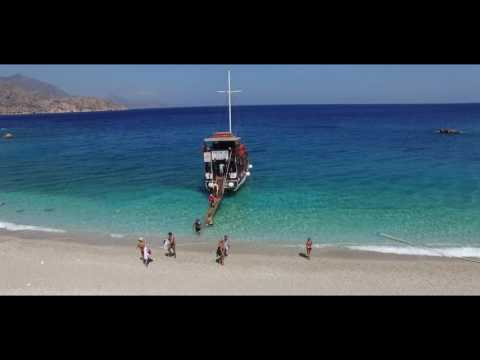 Karpathos Greece 4k