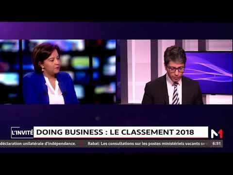 Doing business: Le classement 2018