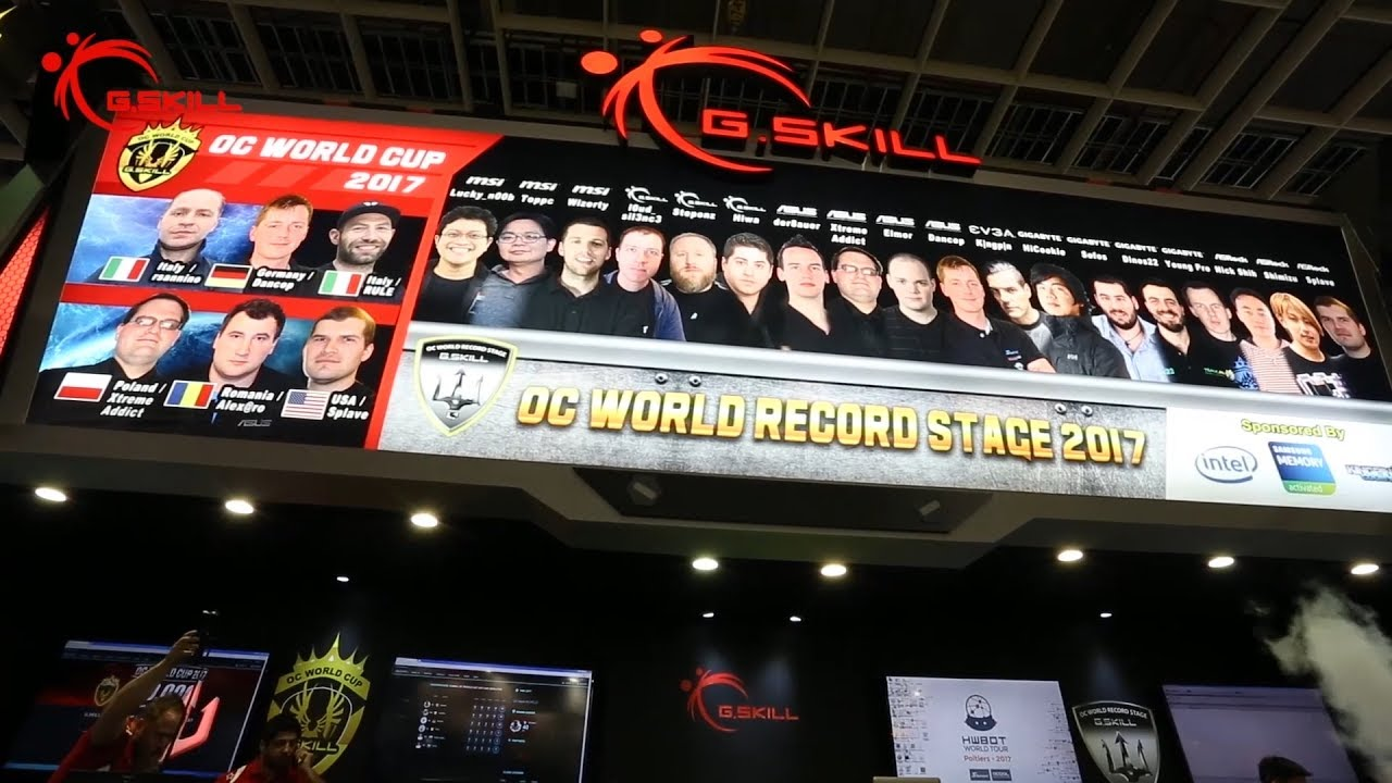 11 World Records and 37 Global First Places achieved with G