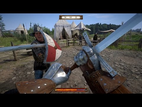 Kingdom Come: Deliverance - So funktioniert das Kampfsystem