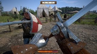 Kingdom Come: Deliverance - So funktioniert das Kampfsystem
