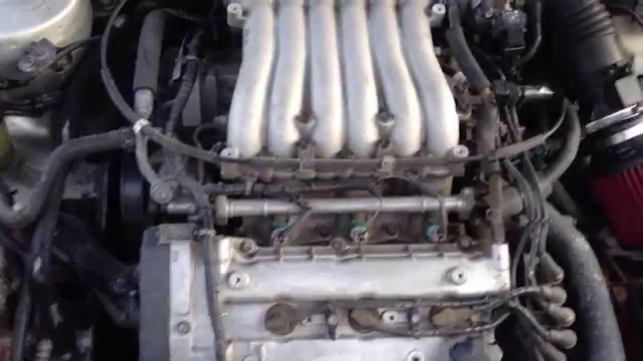 Hyundai Tiburon Engine Noise