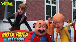 Motu Patlu New Episodes 2021 Motu The Uglu Buglu Man Funny Stories