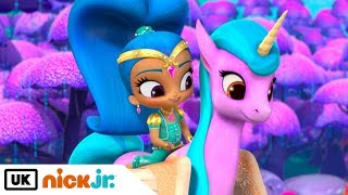 Shimmer and Shine | The Zeta Touch | Nick Jr. UK