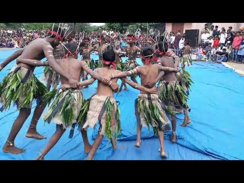 Vankol Primary School Aadivasi Nrutya