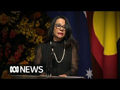 Hawke Memorial: Linda Burney delivers the welcome to country | ABC News