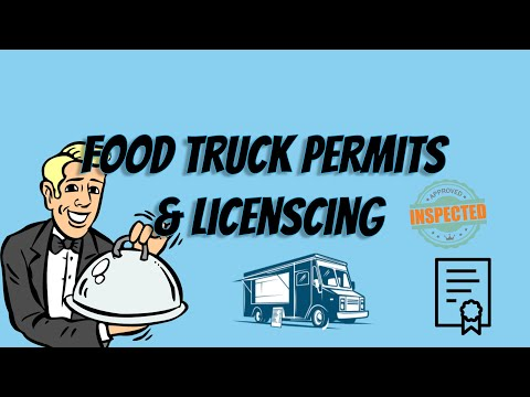 FOOD TRUCK/TRAILER PERMITS & LICENSING Houston, Texas - Step by Step 2020