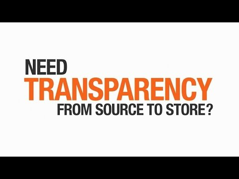 Transparency-One: Source to Store Supply Chain Transparency