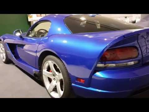 Dodge Viper SRT 10 by Handwash Car Care - Car Detailing