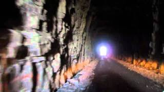 Abandoned Railway Tunnel Grand Trunk Railroad