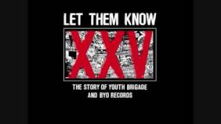 Watch Youth Brigade Look In The Mirror video