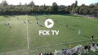 U17-Highlights: FCK 4-0 AaB