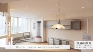 видео Фото дизайна интерьера квартиры в бежевых тонах – Ленинский проспект, Москва