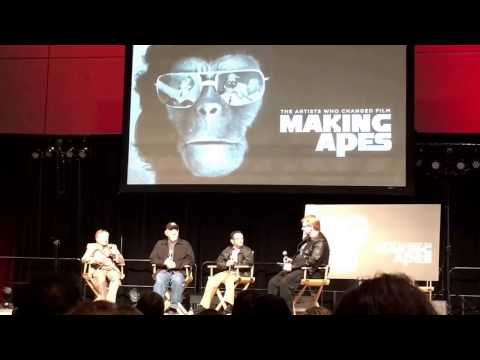Lou Wagner Talks Playing Lucius Again Planet of the Apes On Making Panel Monsterpalooza 2017