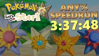 Nouveau Record Perso ! - LET'S GO EVOLI SPEEDRUN ANY% (3:37:48)