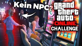 Wir spielen NPCs im Casino von GTA Online!