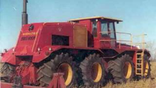 The World's Biggest Tractor is a Versatile
