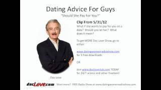 Dating Advice For Guys: Should She Pay For You?