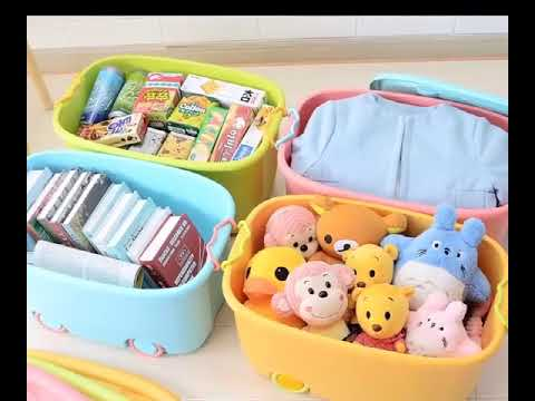 Multi-Purpose Home Storage Box