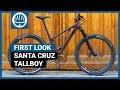 2020 Santa Cruz Tallboy   More Travel & Heaps of Radness