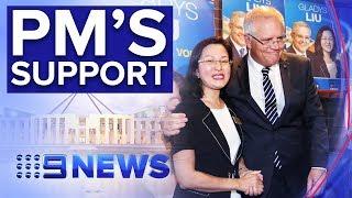 Scott Morrison defends Liberal MP Gladys Liu over China links