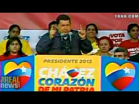 Chavez Leads Polls as Opposition Fractures