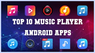 Top 10 Music Player Android App | Review screenshot 5