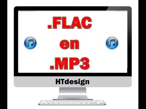 ► TUTO | convertir une musique .flac en .mp3 [HD]