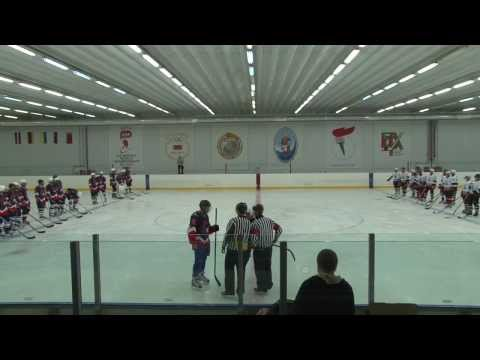 Wargamers vs Березино 1-st Period (Кубок ЛХЛ, 03-09-2013)
