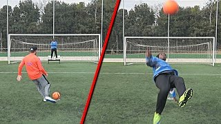 ¡EPIC RETOS DE FUTBOL! vs KOKO thumbnail