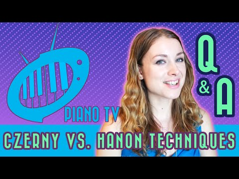 Czerny vs. Hanon: The Great Controversy