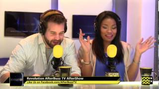 "Revolution After Show Season 2 Episode 12 ""Captain Trips"" 