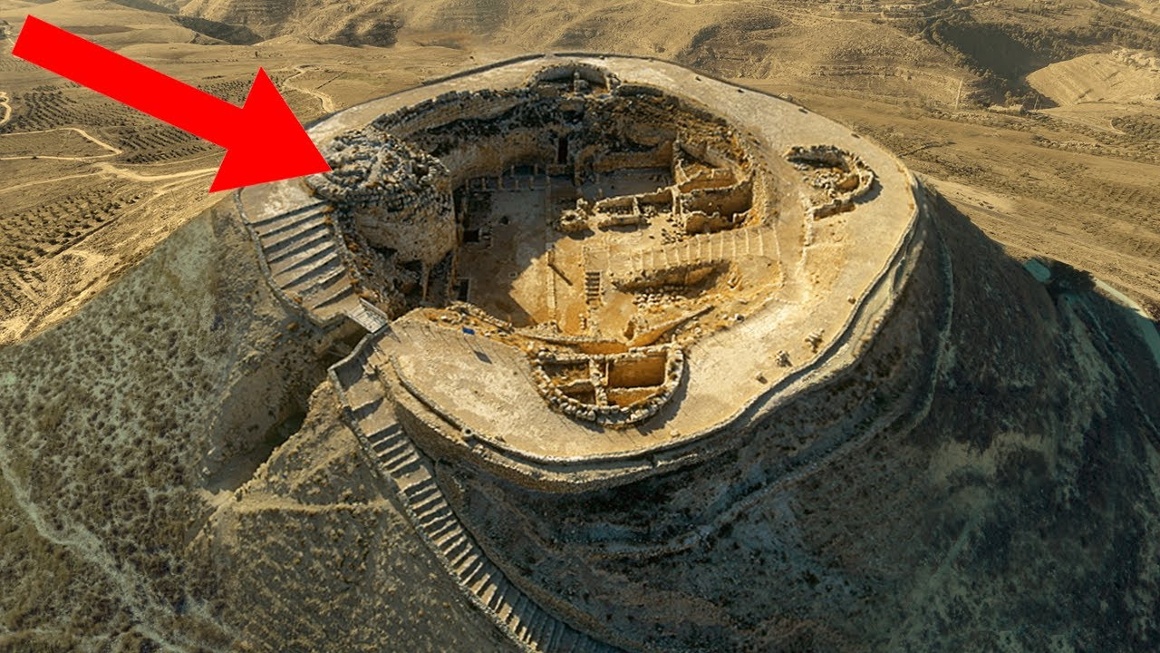 9 Most Incredible Archaeological Sites Discovered